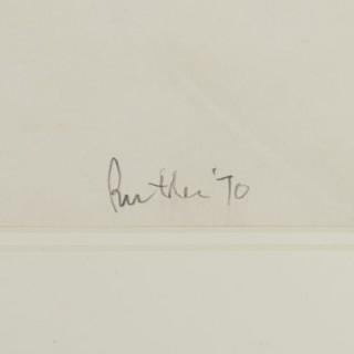 'Nude' Reg Butler 1913-1981