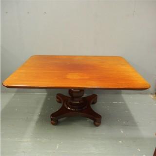 William IV Tilt Top Dining Table