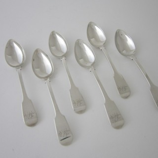 York Antique  Sterling silver teaspoons