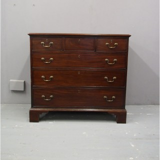George III Chippendale Style Chest of Drawers