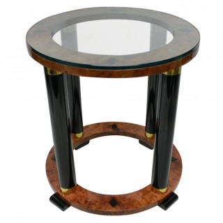 AN ITALIAN NEO-CLASSICAL SIDE TABLE