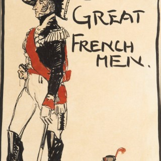 Claud Lovat Fraser - Some Great French Men