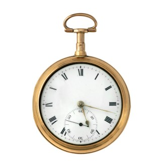Midshipman  Herringham's Gold Trafalgar Watch