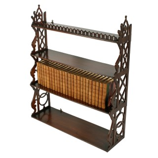 18th Century Chippendale Wall Shelves