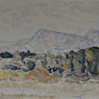 Marit Guinness Aschan - Landscape