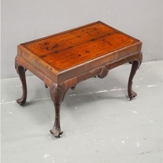 George II Mahogany Table