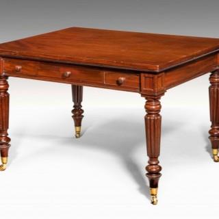 Regency Period Mahogany 'Universal' Table