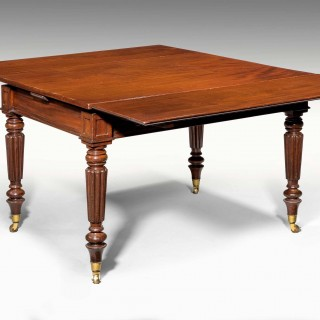 Regency Period Mahogany 'Universal' Table