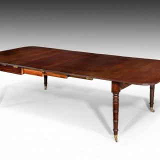 19th Century Extending Dining Table