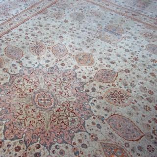Antique Sivas carpet
