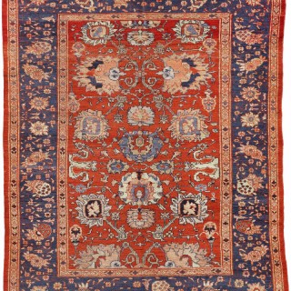 Antique Ziegler carpet, Persia