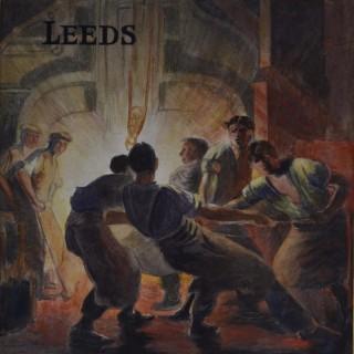 Leeds - 20 Century British School watercolour