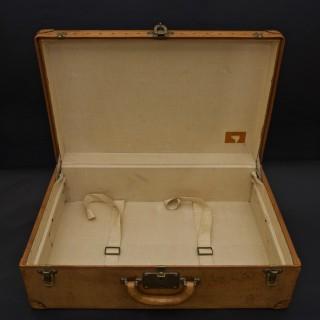 Louis Vuitton Leather Suitcase
