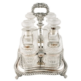 Mid 19th Century Decanter Stand