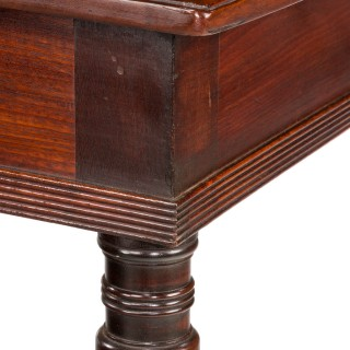 Regency Period Two Section Dining Table