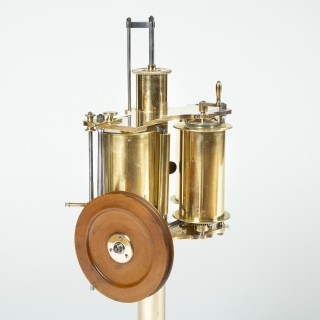EARLY FRENCH PRESSURE GAUGE