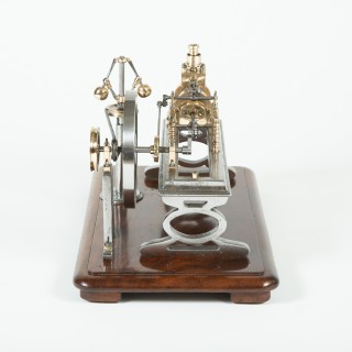 LIVE STEAM ENGINE MODEL