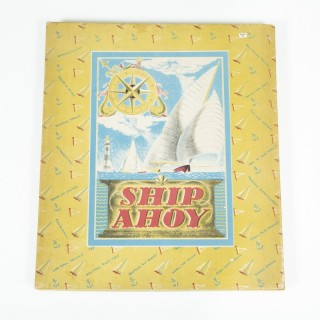 SHIP AHOY BOARD GAME