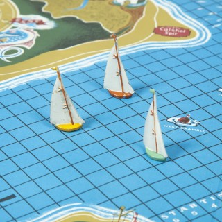SHIP AHOY BOARD GAME