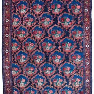 Antique Senneh carpet