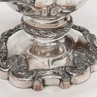 Antique Wine Coolers in Old Sheffield Plate
