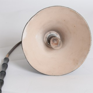 Maison Bagues attributed 1940s floor lamp