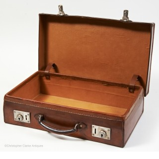 R.W. Forsyth Leather Attache Case