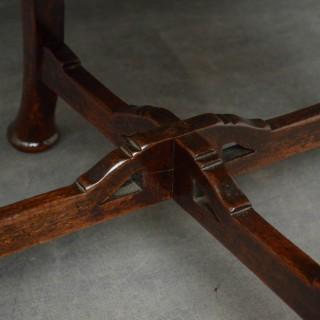 Victorian Mahogany Swivel Desk Chair