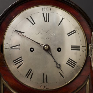 Regency English Bracket Clock by Joseph Cross, Ross