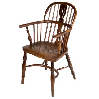 Antique Windsor Chair