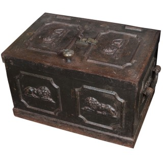Late 17th Century Strong Box