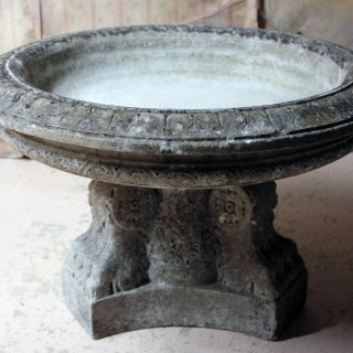 A Fine Early 19thC Italian White Marble Garden Urn c.1800-20
