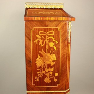 19th Century Small Writing Cabinet or Lady's Secrétaire