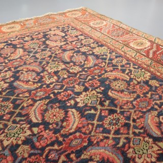 Antique Bakshayish carpet