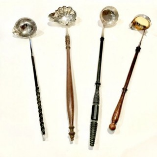 Silver Punch Ladles