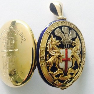 Prince of Wales Gold