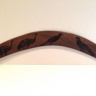 Vintage Boomerang.