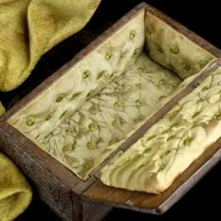 Early English Oak Missal Box