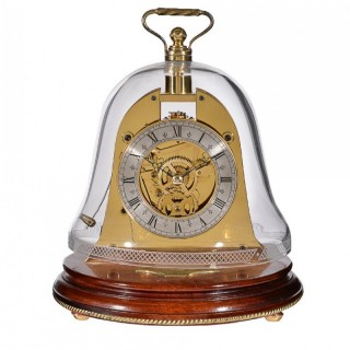 Glass Bell striking Ships strike clock, London