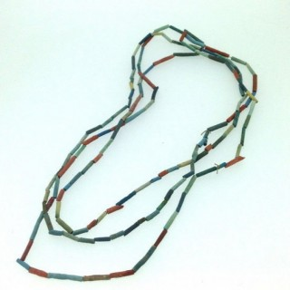 Ancient Egyptian Bead Necklace.