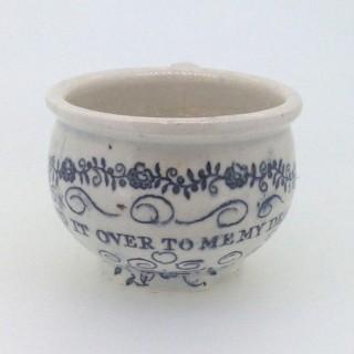Antique Miniature Pottey.