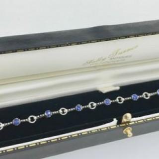 Antique Silver Bracelet.