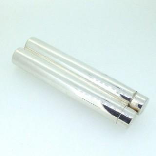 Double Silver Cigar Case.