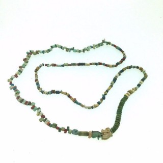 Ancient Egyptian Necklace.