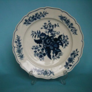 Caughley plate