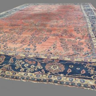 Elegant Sarouk carpet