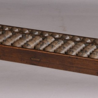 Antique 19th Century Japanese Abacus