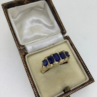 Victorian Ring.