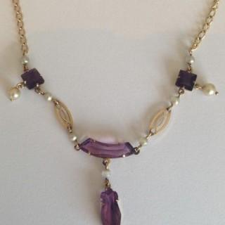 Edwardian Necklace.
