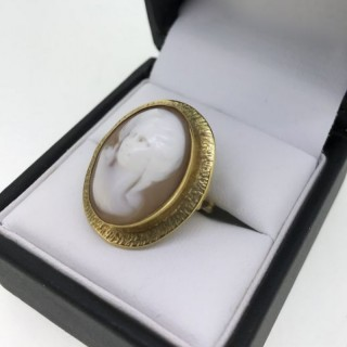 1950's Cameo Ring.